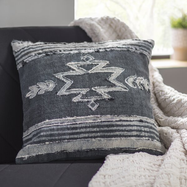 Grady 100% Cotton Throw Pillow by Langley Street